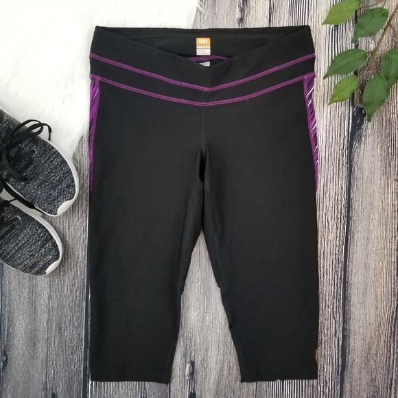 Lucy Lucytech Active Workout Crop Leggings